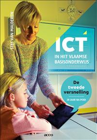 Boek: ICT in het Vlaamse basisonderwijs