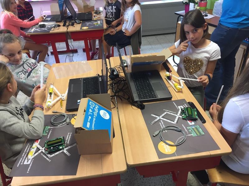 10000 kinderen bouwen een robot: Doe mee met je klas!